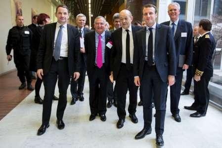 Macron ist ein neoliberaler Vertreter des globalen Bankensystems