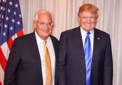 David Friedman wird nicht die USA in Israel vertreten. Er wird die Siedler in Israel vertreten.