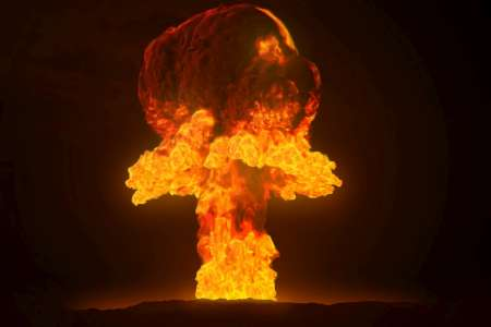 Atomwaffen in den Händen von Nordkorea sind eine tickende Zeitbombe