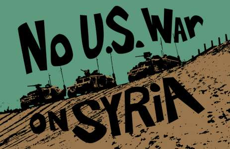 Frieden in Syrien ist mit Waffen nicht zu erreichen