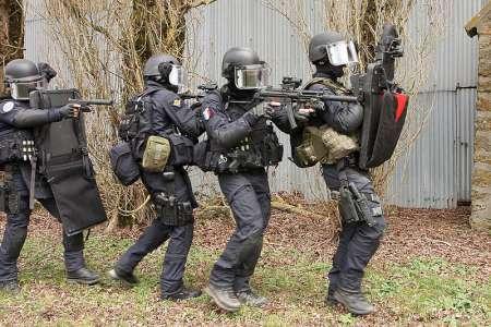 Alles dreht sich um Sicherheit und Terrorismusabwehr
