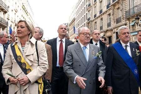 Marine Le Pen versucht ihren Front National subtil zu entdämonisieren