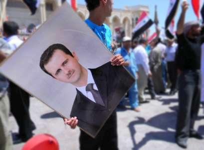 Ein Großteil der Syrer fordert ein Ende der westlichen Einmischung