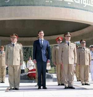 Assad zu unterstützen, ist die einzig realistische Lösung zum katastrophalen Status Quo