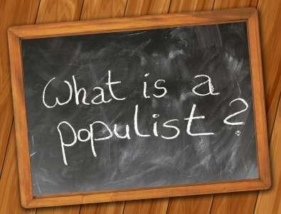 Populisten sind wie Salafisten - beide sind Feinde der Demokratie