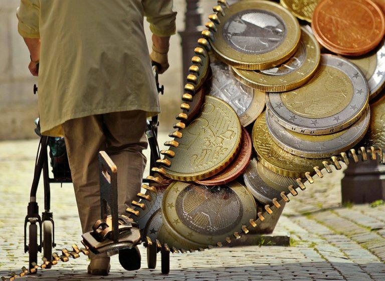 Das Rentensystem in Deutschland ist schlecht aufgestellt