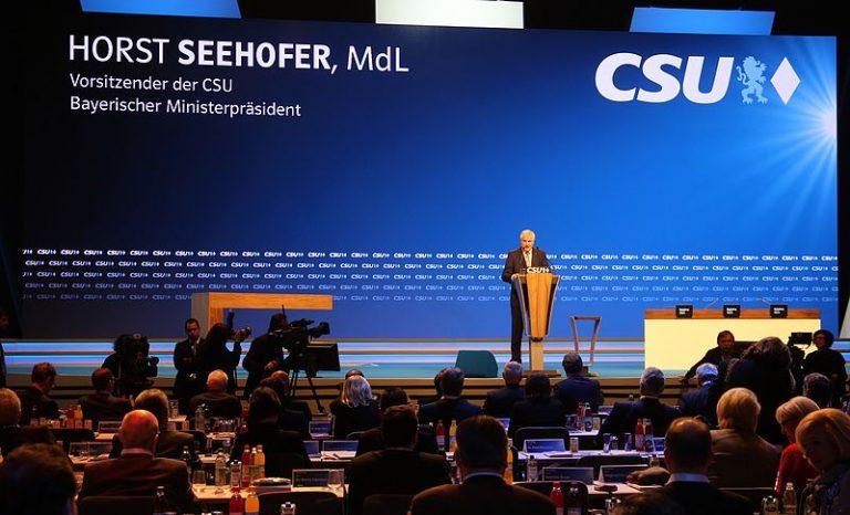 """""""Konservativ"""" ist nur der krampfhafte CSU-Versuch, am rechten Rand nach Stimmen zu fischen"""