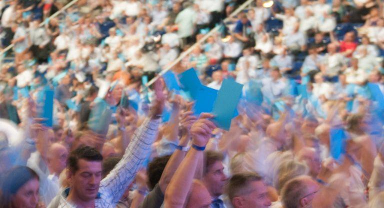 Eine stille Mehrheit sehnt sich nach konservativer Politik