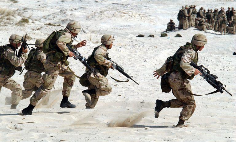 Wir brauchen ein starkes und ein europäisches Militär