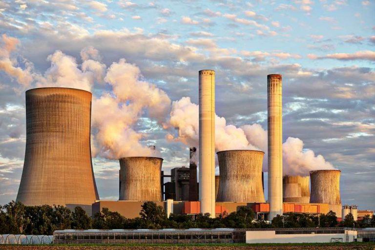 Die Verbrennung von Kohle ist stark gesundheitsschädlich