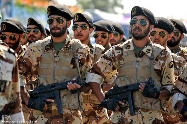 Der Iran betreibt rücksichtslose Expansionspolitik