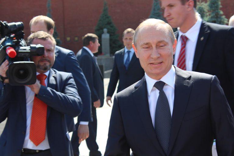 Die US-Sanktionen stärken Putin