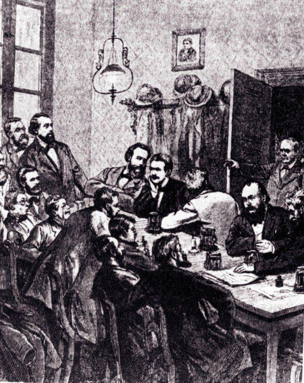 Die Geschichte der ältesten Partei Deutschlands