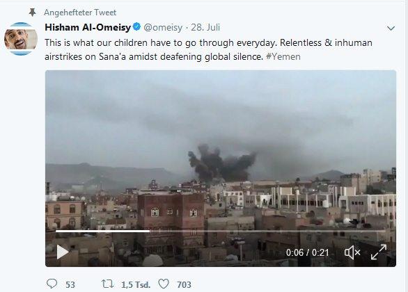 Gefangen zwischen den Fronten: Journalistisches Arbeiten im Jemen