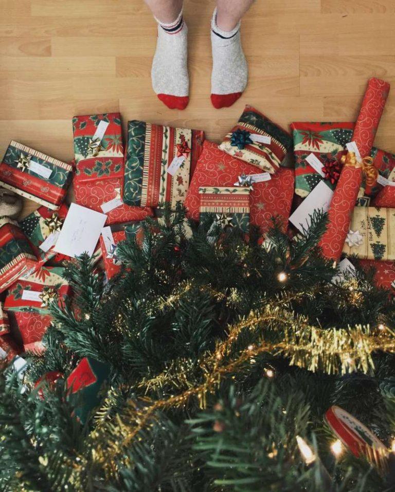 Weniger Weihnachtsgeschenke - würde damit die Welt ein bisschen besser?