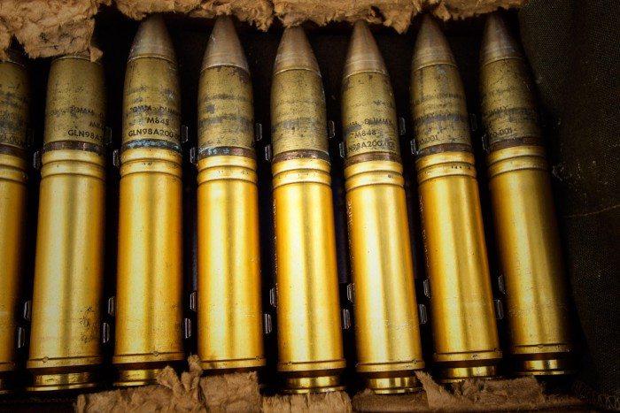 Selbst wenn wir Waffenexporte verbieten, werden weiterhin deutsche Waffen verkauft