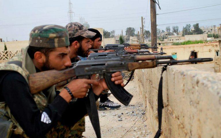 Ist es gerechtfertigt, dass die Türkei die Kurden in Syrien bekämpft?