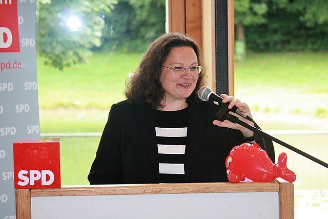 Der Perspektivwechsel am Morgen: Schneller Wechsel an SPD Spitze