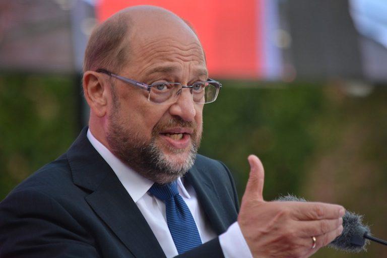 Der Perspektivwechsel am Morgen: Minister Martin Schulz?