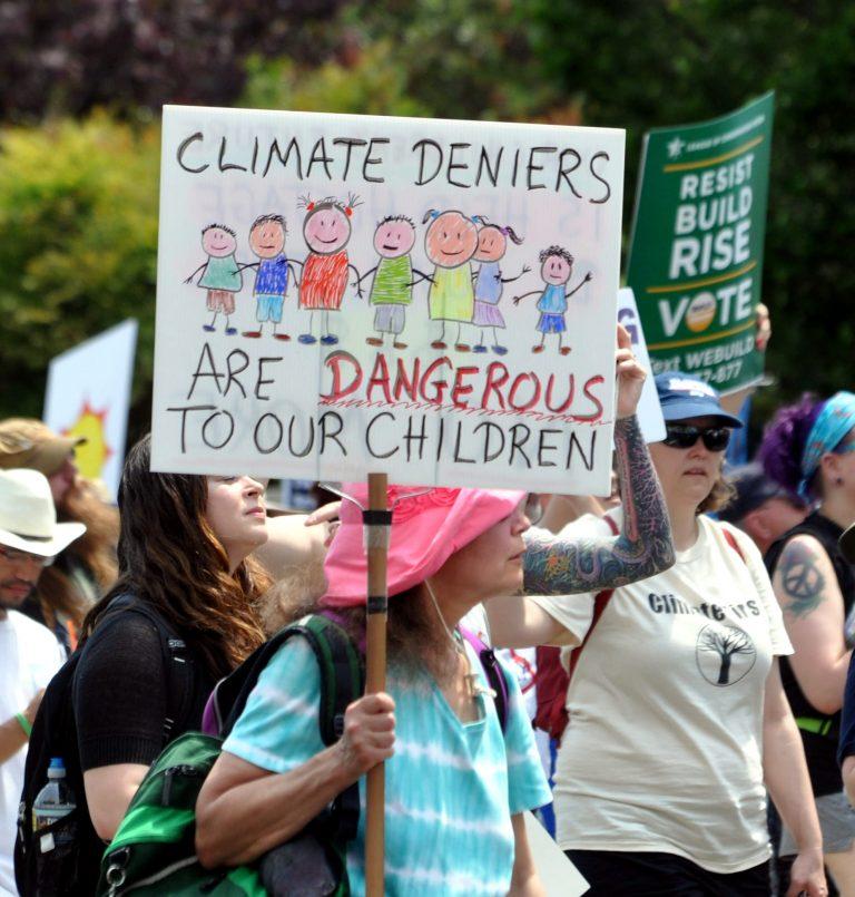 Mit diesen Argumenten kann man selbst Klimawandel-Leugner überzeugen