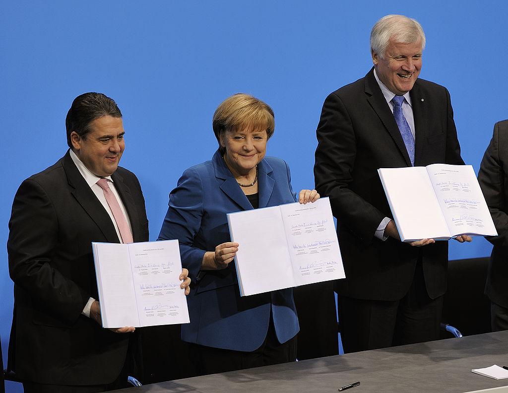 Die Debatte der Woche: Ist die Große Koalition gut für Deutschlands Zukunft?