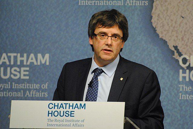 Der Perspektivwechsel am Morgen: Festnahme vom katalanischen Ex-Regionalpräsidenten Puigdemont