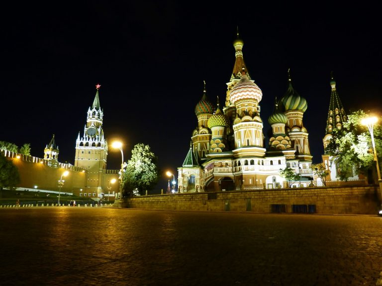 Putin und die Orthodoxe Kirche arbeiten Hand in Hand