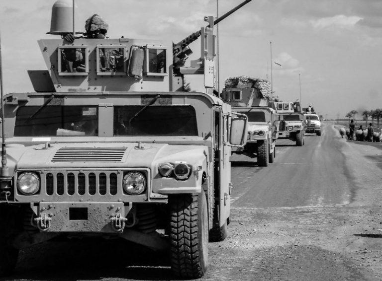 Der Perspektivwechsel am Morgen: Ausweitung des Bundeswehr-Einsatzes im Irak