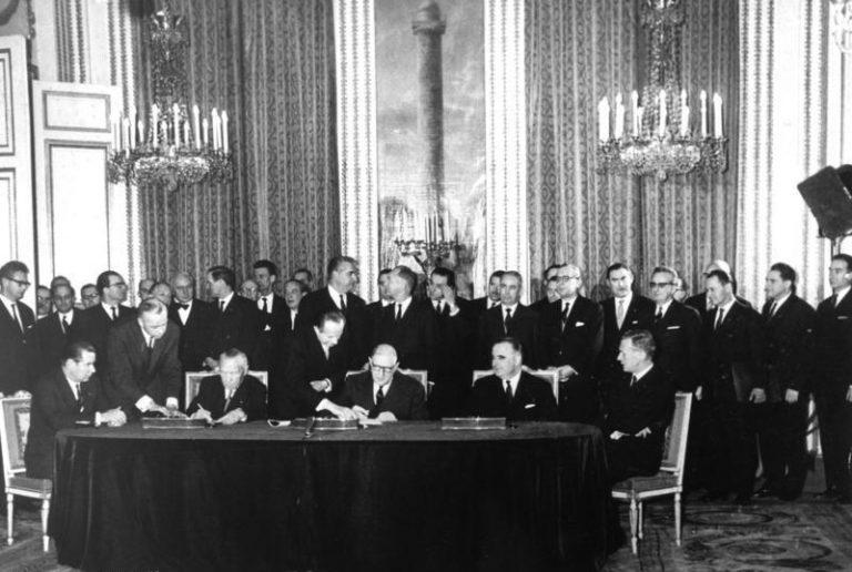 """Wie Deutschland und Frankreich zum """"Motor"""" der EU werden konnten"""