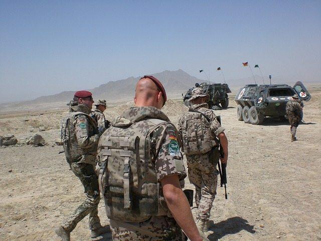 Deutschland muss auch militärisch eine Führungsrolle in Europa einnehmen