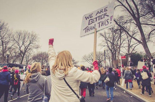 Wir brauchen Feminismus für eine gerechte Welt