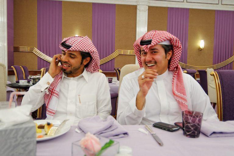 Der Perpektivwechsel am Morgen: Saudi Arabien und die Modernisierung
