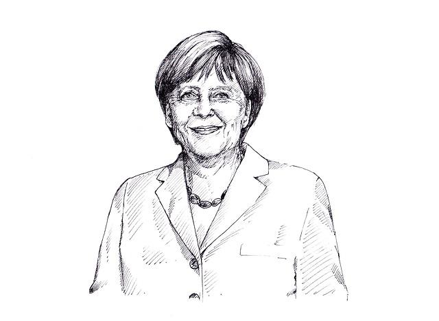Angela Merkel ist genauso ein Alleingänger wie Donald Trump