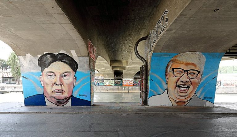 Kim Jong Un spielt ein doppeltes Spiel