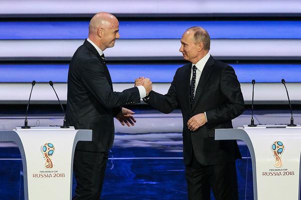 Die Fifa setzt sich über internationales Recht hinweg