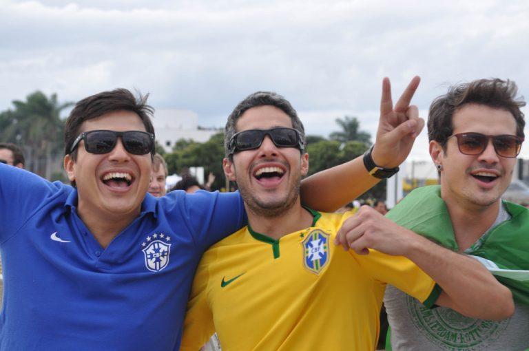 Es ist gut, dass Fußball mächtig ist, denn er überwindet gesellschaftliche Schranken