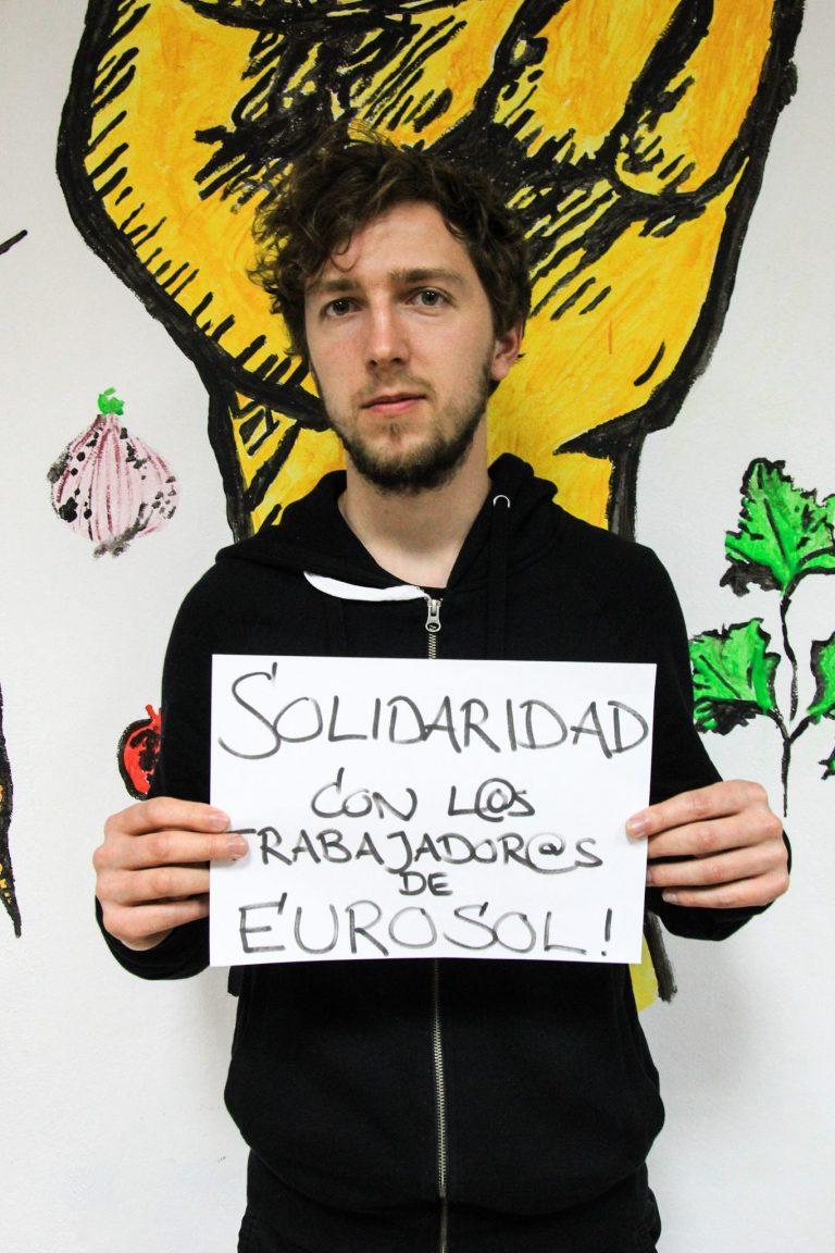 Ein Aktivist, der in Südspanien gegen moderne Sklaverei kämpft: Drei Fragen an Steffen Vogel