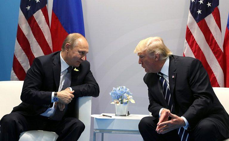 Europäische Politiker reagieren viel zu hysterisch auf das Treffen zwischen Trump und Putin