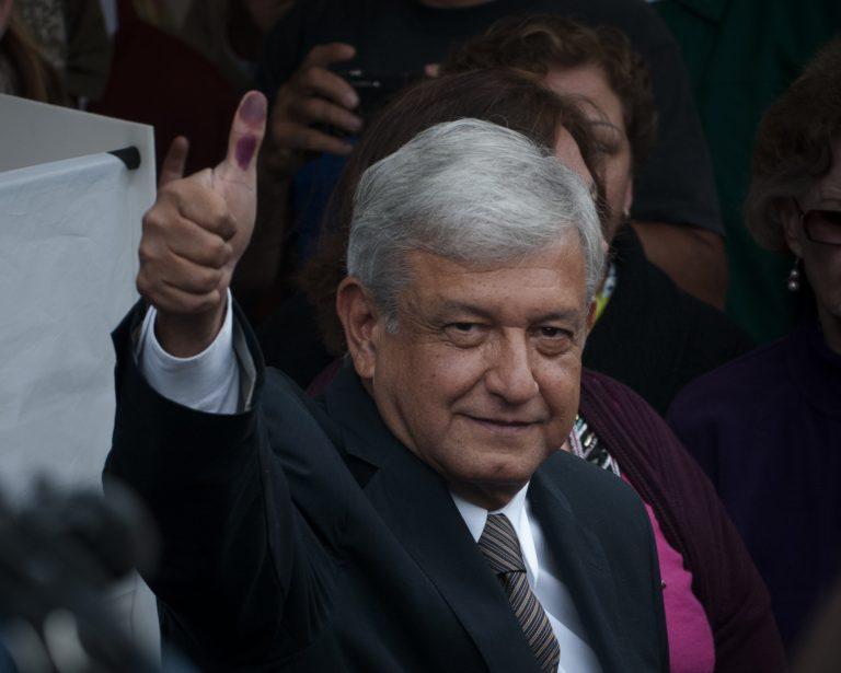 Mexikos neuer Präsident könnte Trump mit seinen eigenen Waffen schlagen