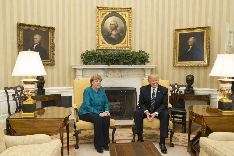 Nur gemeinsam können die USA und die EU den Westen verteidigen