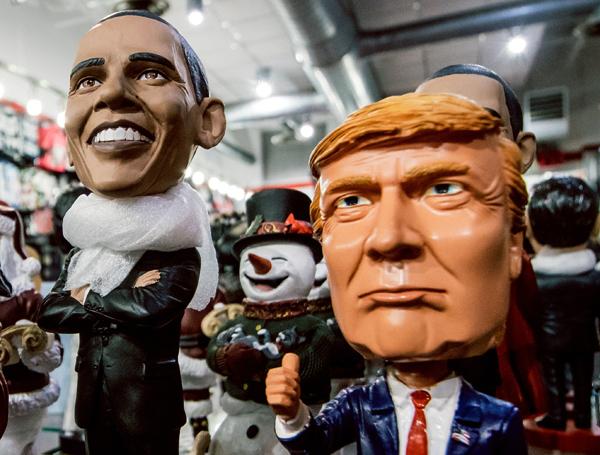 Donald Trump ist Barack Obama ähnlicher, als seinen Anhängern lieb sein kann.