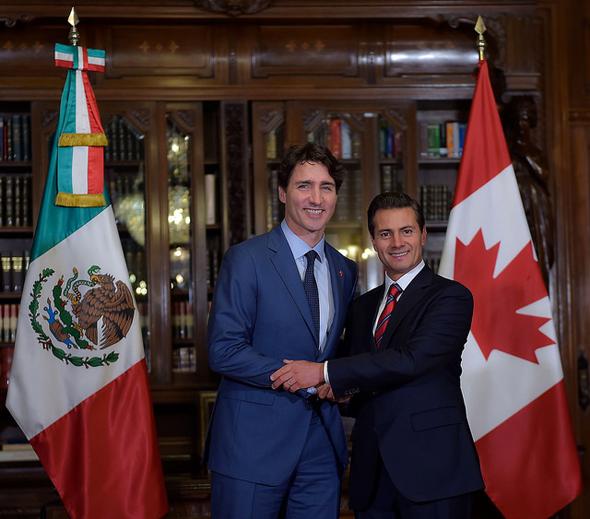 Ohne Kanadas Kooperation stünde Trump schnell mit leeren Händen da