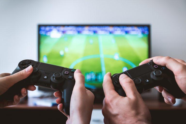 Videospielen macht Spaß und tut gut