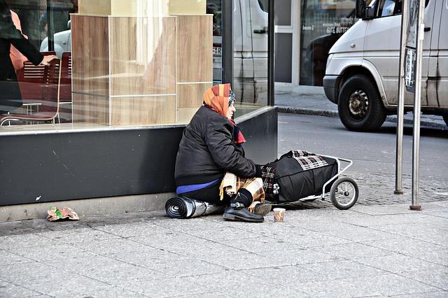 Wir tragen dazu bei, dass arme und reiche Menschen immer seltener im selben Stadtteil wohnen