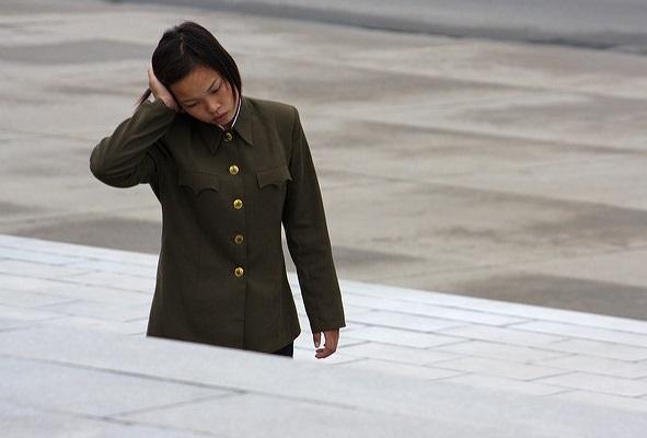 Das vergessene Leid der Frauen in Nordkorea