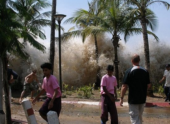 Tsunami in Indonesien: Mangelt es uns an Empathie?