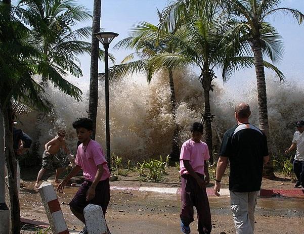 Tsunami in Indonesien: Mangelt es uns an Empathie?