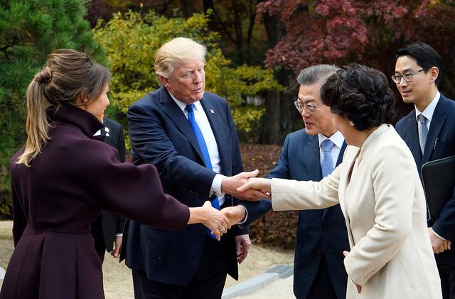 Warum Trumps Außenpolitik für die USA im 21. Jahrhundert genau richtig ist