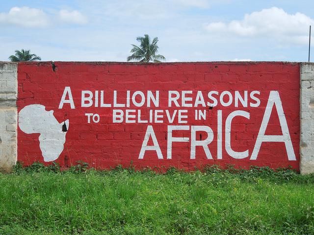 Das Problem ist nicht die Entwicklungshilfe, das Problem ist unser Afrikabild