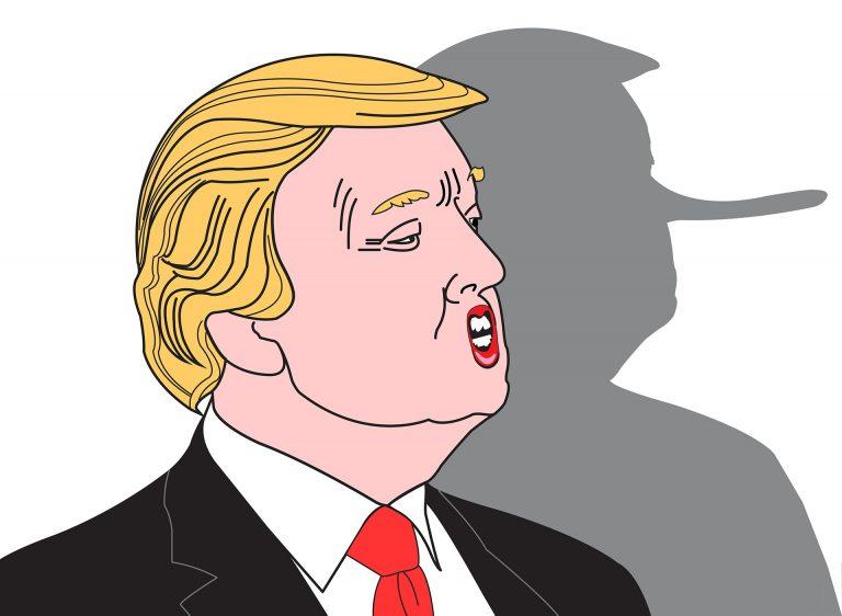 Das Problem mit Trumps Lügen und was ein Sandwich dagegen ausrichten kann